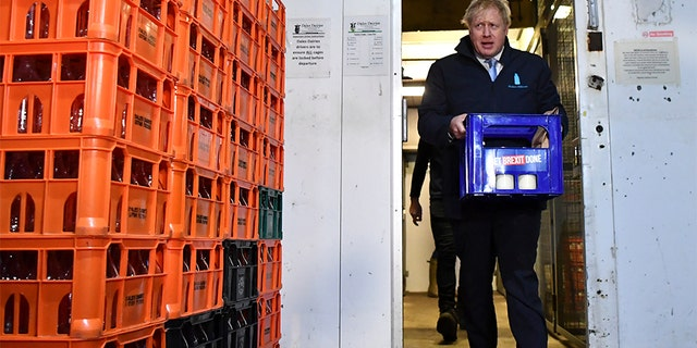 British PM Accused of Hiding in Refrigerator to Avoid Media