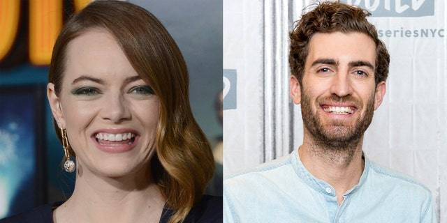 Westlake Legal Group eb0f1fe5-Emma-Stone-Dave-Mccary Emma Stone engaged to 'SNL' writer-director Dave McCary Nate Day fox-news/entertainment/events/marriage fox-news/entertainment/events/couples fox-news/entertainment fox news fnc/entertainment fnc article 118682af-eff7-5728-b56a-a983057665c4
