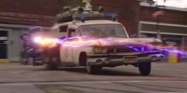 Westlake Legal Group ecto- Ford Ranchero GT resurrected in 'Ghostbusters: Afterlife' trailer Gary Gastelu fox-news/auto/style/pickups fox-news/auto/make/ford fox-news/auto/attributes/collector-cars fox news fnc/auto fnc article 7e2fca49-0f9d-592f-85a5-91e86a4e5d3e