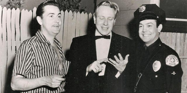 Ed Wood's (left) final years were bleak before his death.