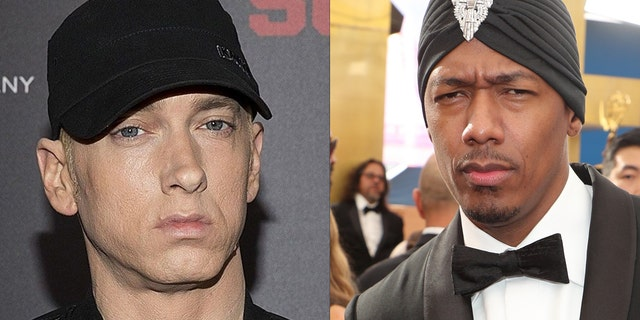Eminem, Nick Cannon