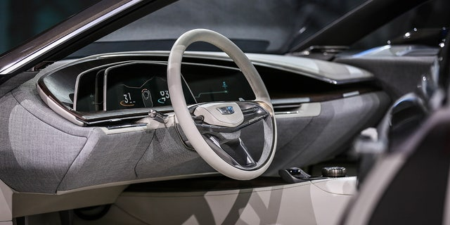 The Escala concept previewed the styling language for Cadillac's latest models.