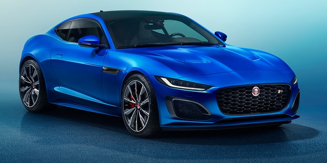 Jaguar F-Type gets new design and tech