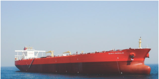Pirates kidnap 19 crew members from Greek crude oil tanker off Nigeria