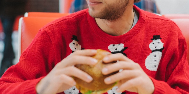 This year you've got quite the selection, as more chain restaurants are hopping on the ugly-holiday-apparel bandwagon.