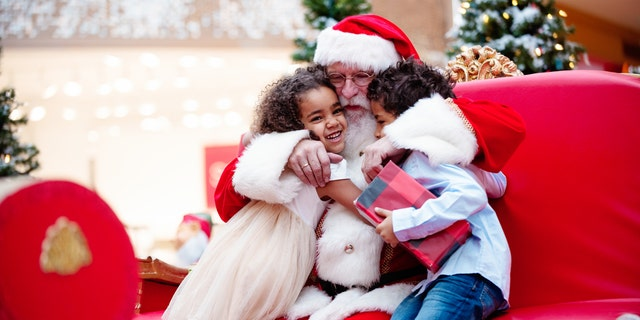 The initiative helps to create a calmer environment for children with autism or sensory issues visiting Santa.
