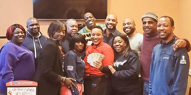 On Saturday, a group of friends in New Jersey surprised their IHOP waitress with a $1,200 tip.
