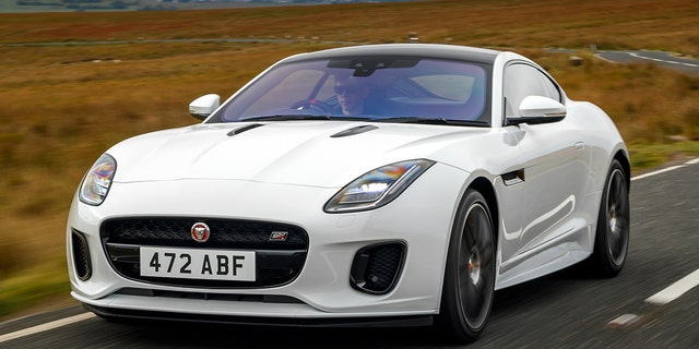 New 2021 Jaguar F-Type Does Not Disappoint