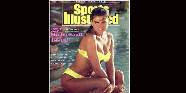 Kathy Ireland's 1989 cover