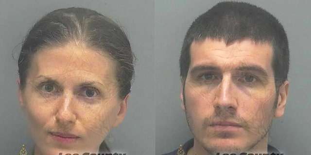 Westlake Legal Group lee-county-sheriffs-office Florida vegan couple charged with murder after 18-month-old son dies of malnutrition: cops fox-news/us/us-regions/southeast/florida fox-news/us/crime fox news fnc/us fnc Danielle Wallace article 532295a4-2514-579b-a4b6-fdc02d26c6d2
