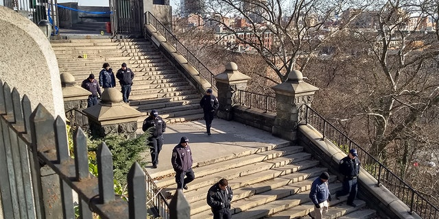 Juvenile suspect arrested in killing of Barnard College freshman