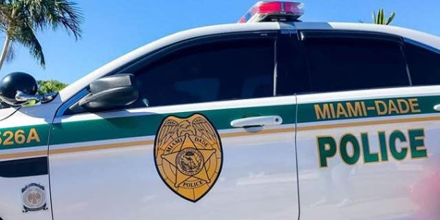 Miami authorities say a 13-year-old girl was forced into sleeping with hundreds of men in less than a month.