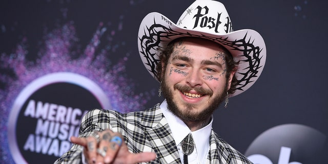 Post Malone will headline Bootsy on the Water. (Photo by Jordan Strauss/Invision/AP, File)