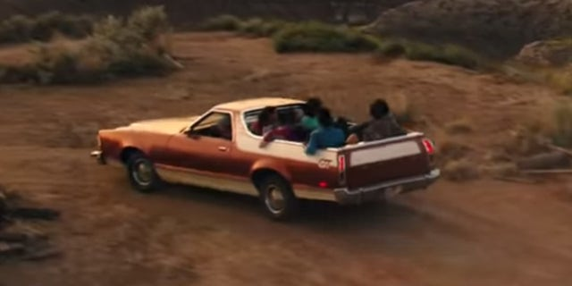 Westlake Legal Group ranch2 Ford Ranchero GT resurrected in 'Ghostbusters: Afterlife' trailer Gary Gastelu fox-news/auto/style/pickups fox-news/auto/make/ford fox-news/auto/attributes/collector-cars fox news fnc/auto fnc article 7e2fca49-0f9d-592f-85a5-91e86a4e5d3e
