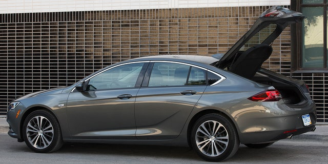 the buick regal is getting killed in 2021  creating an all
