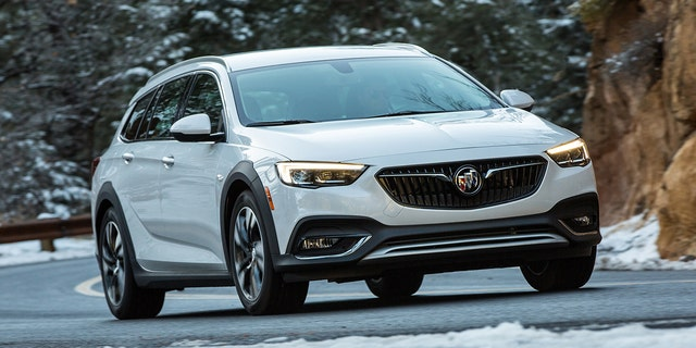 The Buick Regal Is Getting Killed In 2021, Creating An All