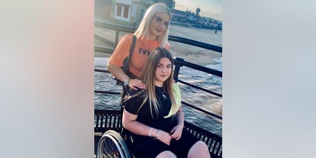 A teenager described as 'remarkable' by doctors has miraculously learned to walk again - after suffering an acute spinal stroke at just 13-years-old.
