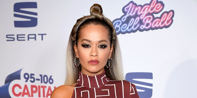 Rita Ora said on Monday that she committed a 'serious and inexcusable error of judgment.' (Photo by Karwai Tang/WireImage)