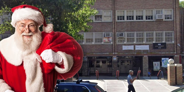 A substitute teacher in Park Slope is no longer going to be teaching a class of first graders after telling them Santa isn't real.