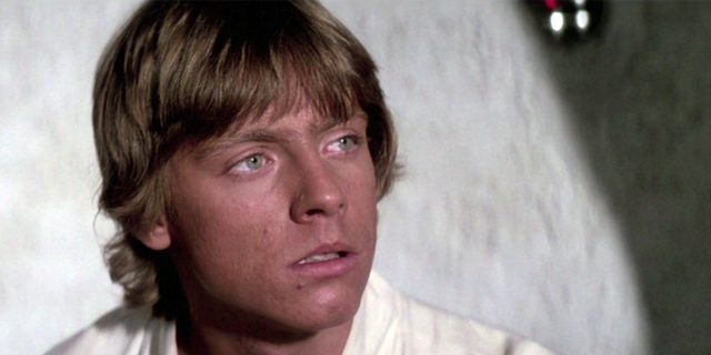 Luke Skywalker was originally introduced in a different way in 'Star Wars: A New Hope.'