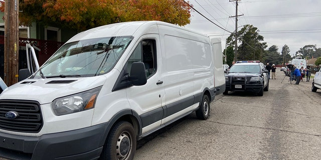 Police are investigating if any dogs are missing or sold because some of the paperwork during the theft of the van is now missing.