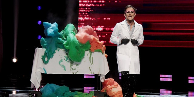 Image result for Biochemist wins Miss America 2020 after on-stage experiment