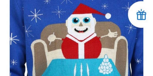 To really drive home the point that Santa was engaging in an illicit act, the sweater, which was reportedly sold by a third-party seller FUN Wear, the clothing brand added a lengthy description stuffed with overt nods to cocaine.