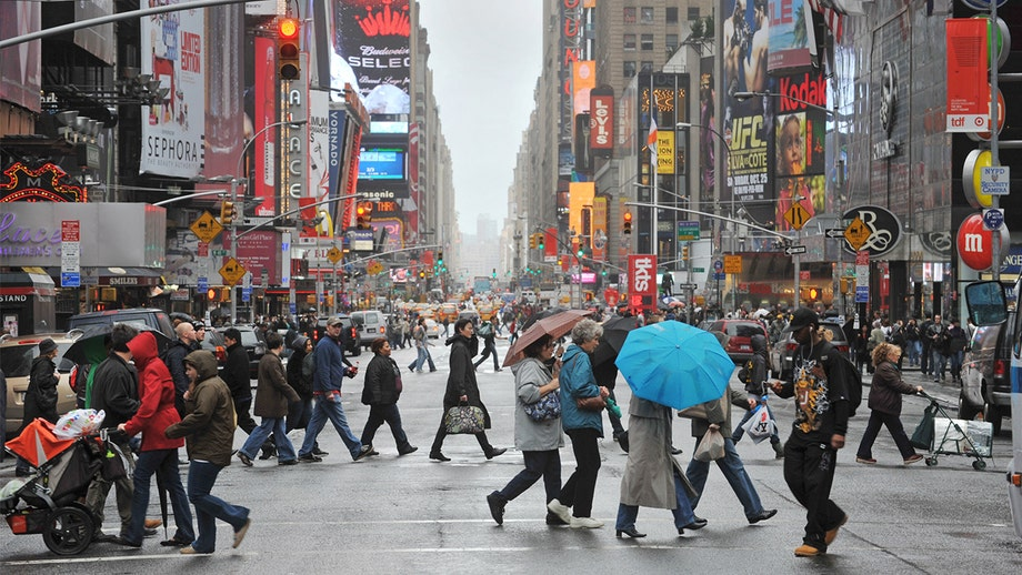 Even after coronavirus pandemic ends, 40 percent of Americans plan to avoid public spaces, report says