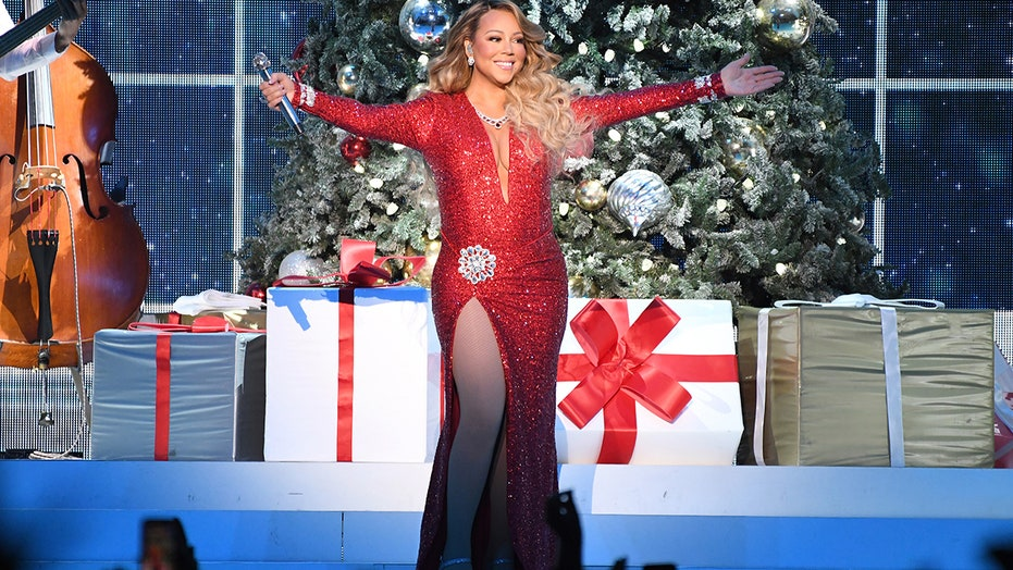 Mariah Carey shares new 'All I Want for