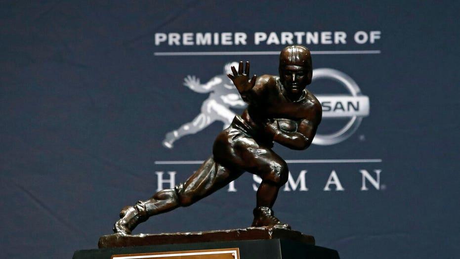 Heisman Trophy to be awarded Jan. 5; Finalists on Dec. 24