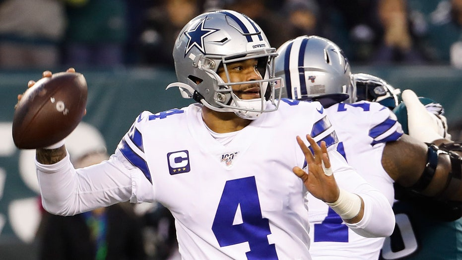 Cowboys' Dak Prescott should take less money for this reason, ex-quarterback Carson Palmer says