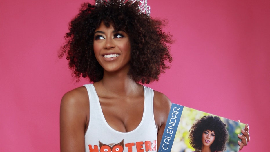 Hooters calendar girls explain how they're giving back to our troops with care packages