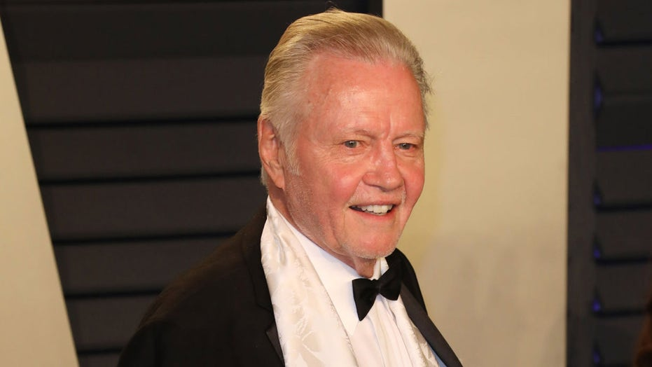 Jon Voight slams Biden, says Trump 'must win' election