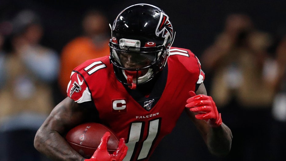 Julio Jones trade is something 'we have to weigh,' Falcons GM says