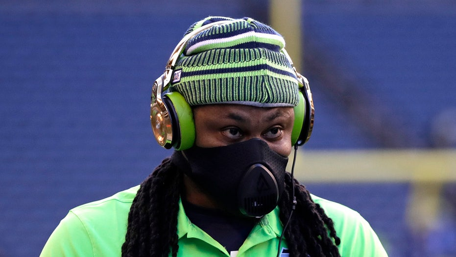 Marshawn Lynch reveals his pregame ritual during his NFL career