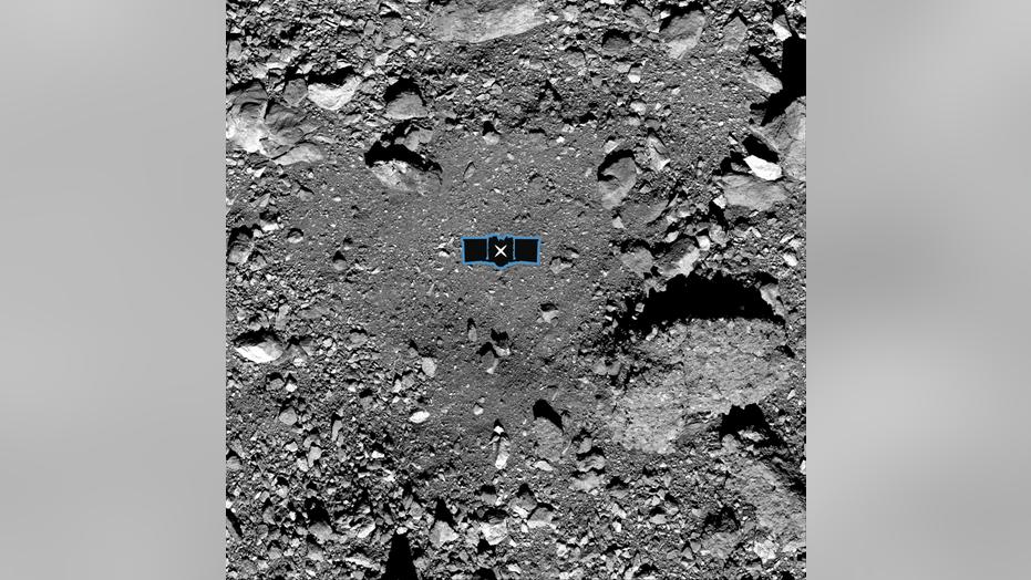 NASA takes aim at near-Earth asteroid named Bennu