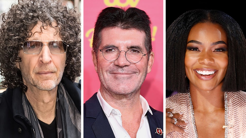 Ex' AGT' Magistrate Howard Stern Blames Simon Cowell For Gabrielle Union's Exit:' He Sets It Up That The Men Stay'
