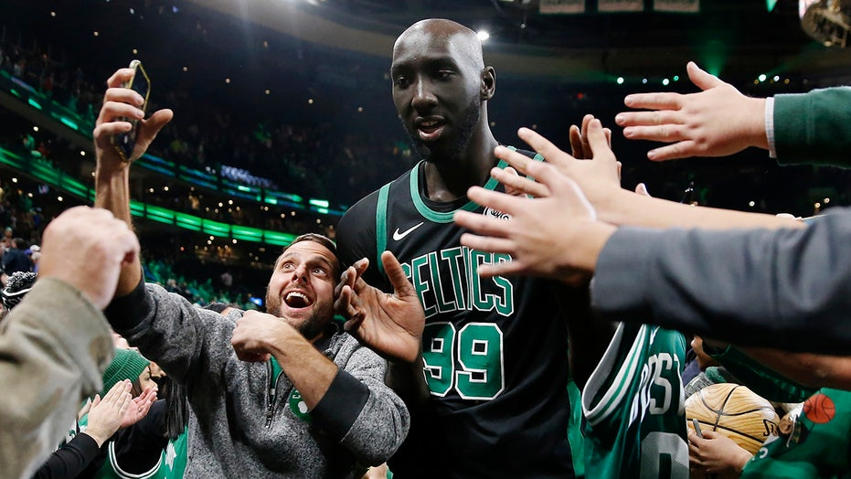 Westlake Legal Group Tacko-Fall Boston Celtics' Tacko Fall earns 'MVP' chants in win vs. Charlotte Hornets Ryan Gaydos fox-news/sports/nba/boston-celtics fox-news/sports/nba fox news fnc/sports fnc article 7a17c5e8-71b1-59de-8050-3d2381b579fe