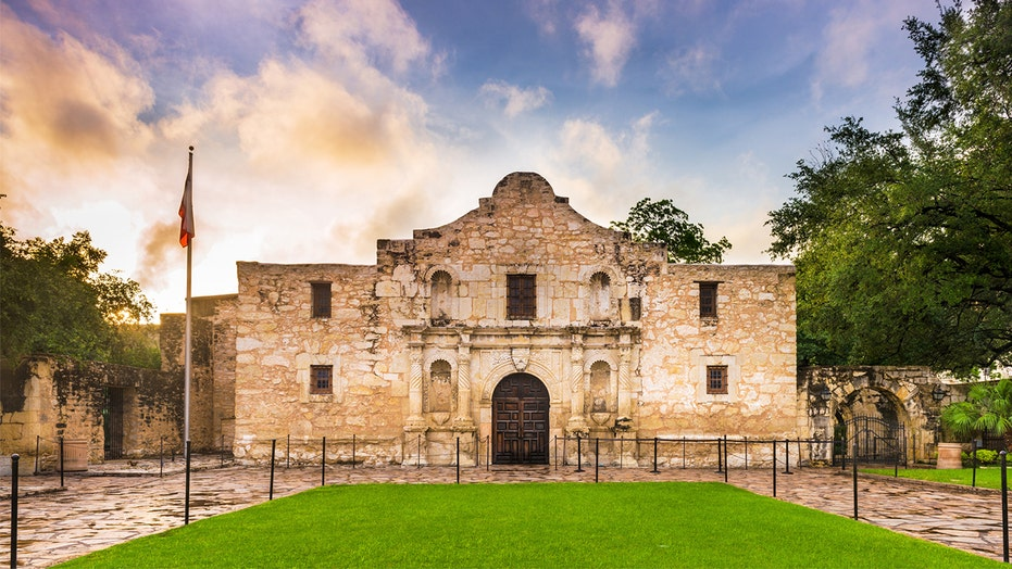 Human remains discovered at the Alamo during ...