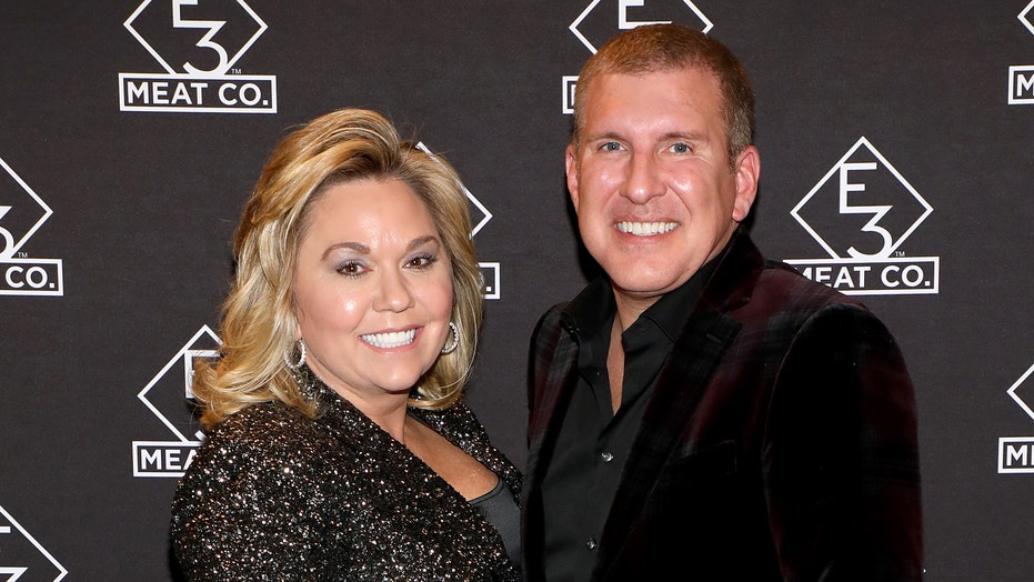 Todd Chrisley speaks out after being 'unfairly targeted' in tax evasion case: 'So blessed and grateful'