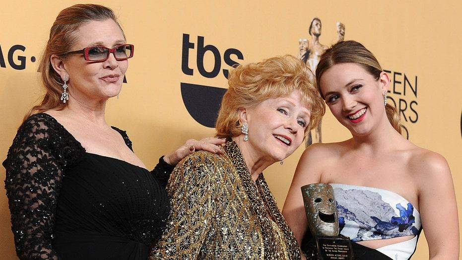 Billie Lourd talks 'brutal' loss of Carrie Fisher, Debbie Reynolds: 'It's really hard for me'