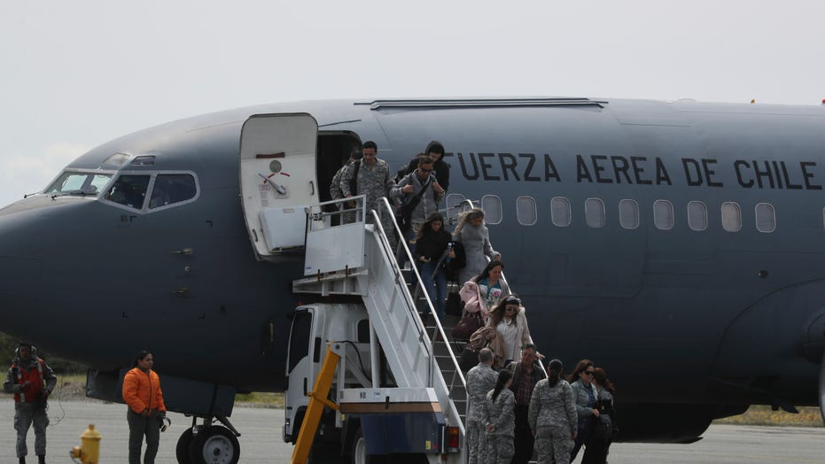 Chilean Air Force: Debris found in hunt for missing military plane