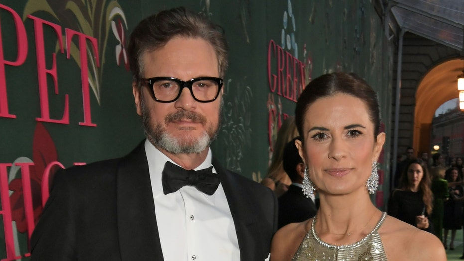 Actor Colin Firth splits from wife Livia after 22 years of ...