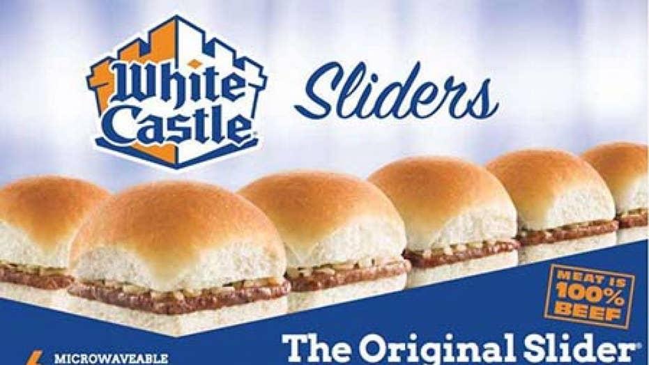 Report Names White Castle As The Most Craveable Burger ... |White Castle Burger