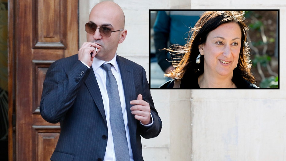 Malta businessman charged in connection with killing of journalist Daphne Caruana Galizia