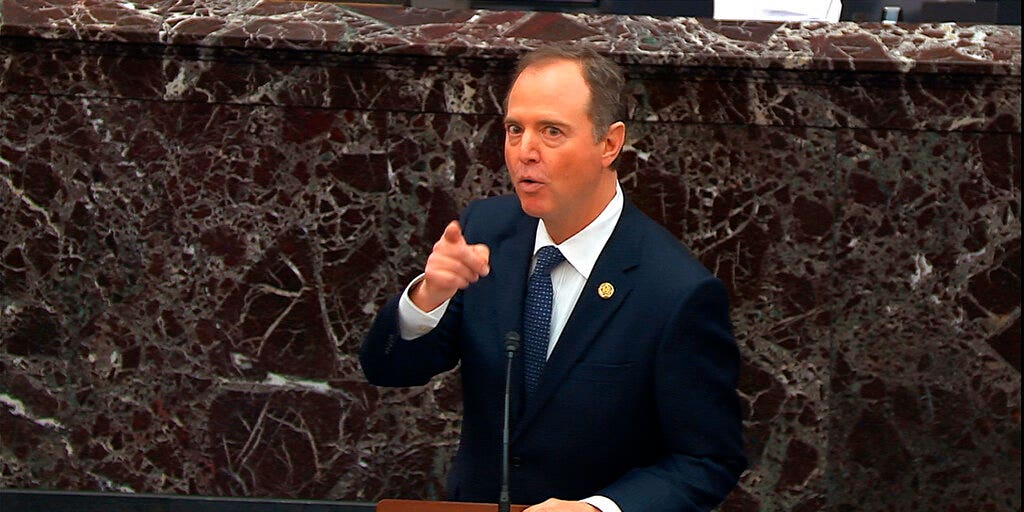 Schiff warns of Russian attack on US mainland, as Day 2 of Trump's Senate impeachment trial concludes