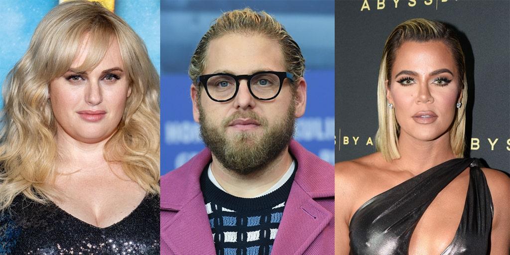 7 Shocking Celebrity Weight Loss Transformations Fox News