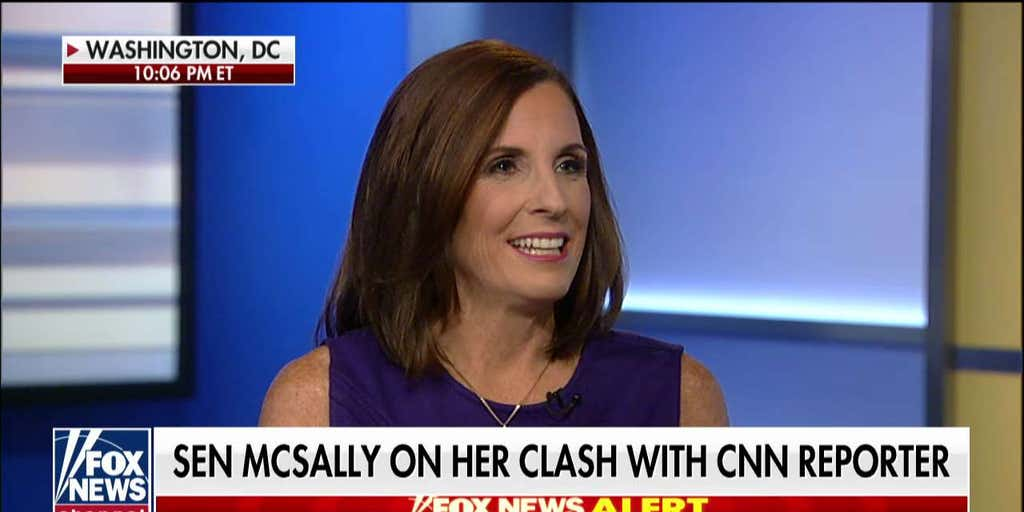 Image result for martha mcsally fox news