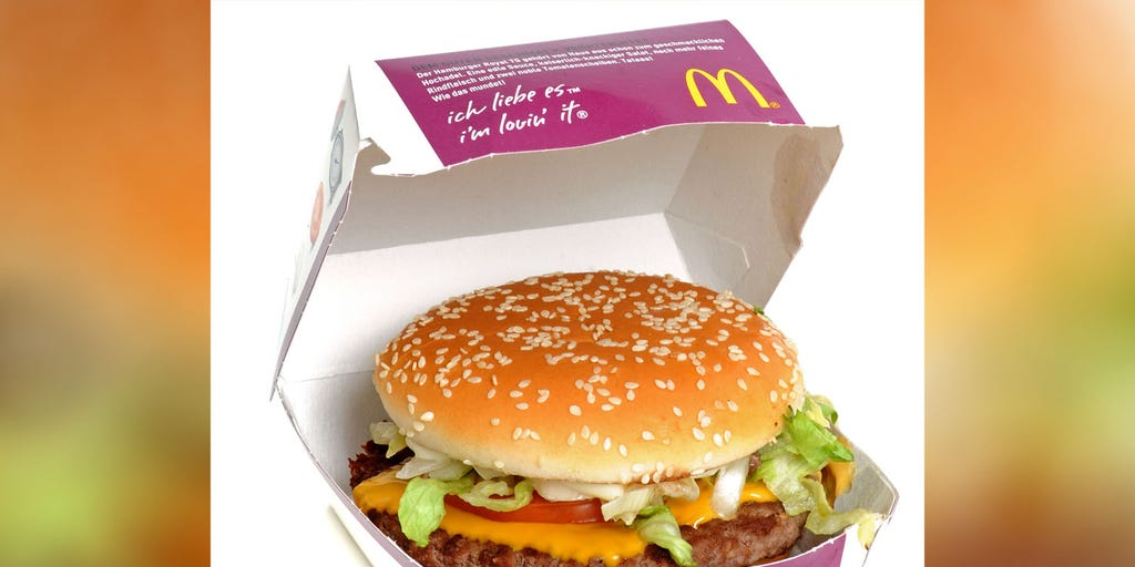 Mcdonald S Responds To 20 Year Old Burger Says It S By No Means The Same As The Day It Was Purchased Fox News