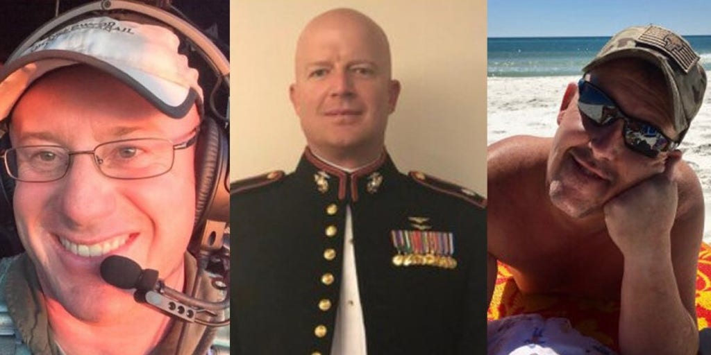 3 American firefighters killed in Australia crash – all US military veterans -- are identified